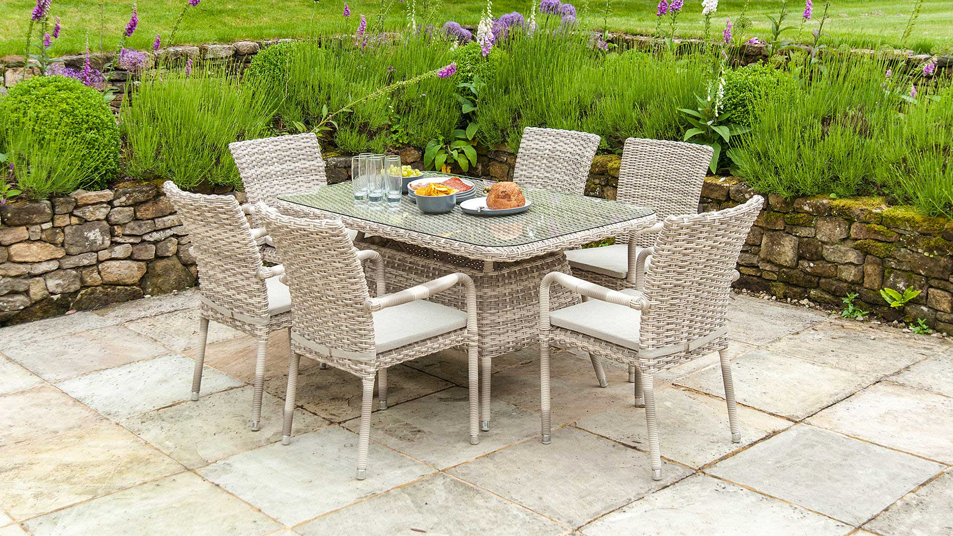 Picture of Alexander Rose Garden Furniture