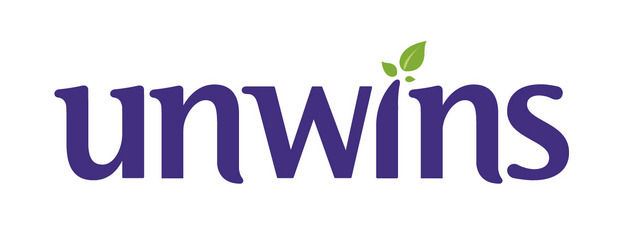 logo for Unwins
