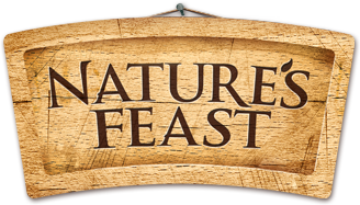 logo for Nature's Feast
