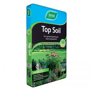 Westland topsoil 35 litre bag for Compost soil bags
