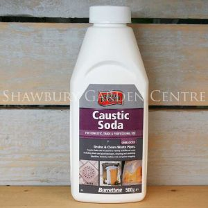 Caustic soda used in facial products