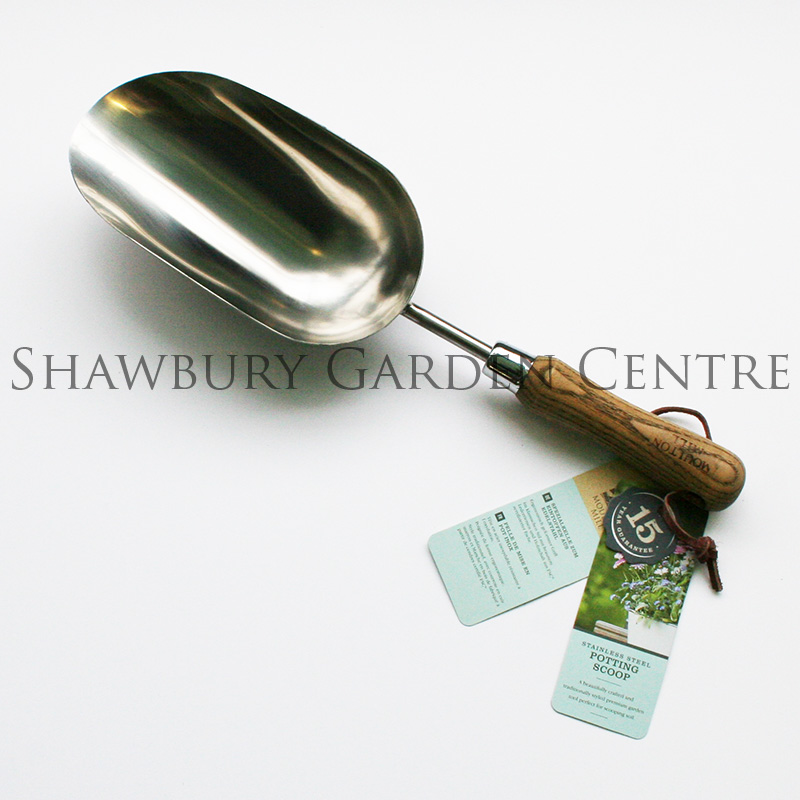 Picture of Moulton Mill Stainless Steel Potting Scoop