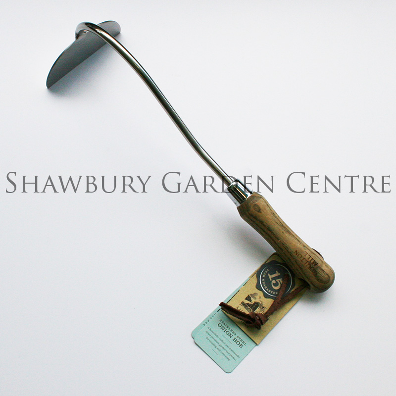 Picture of Moulton Mill Stainless Steel Onion Hoe
