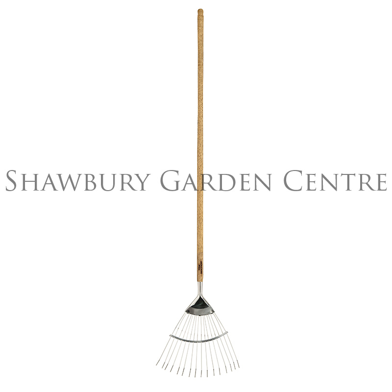 Picture of Moulton Mill Stainless Steel Lawn Rake