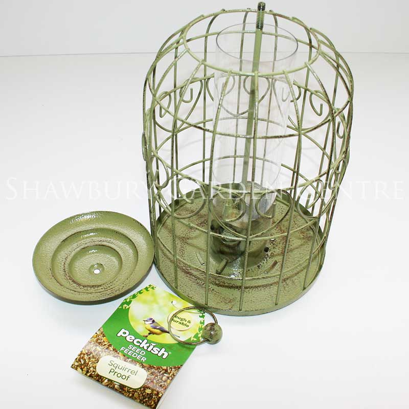 Picture of Peckish Squirrel-Proof Bird Seed Feeder