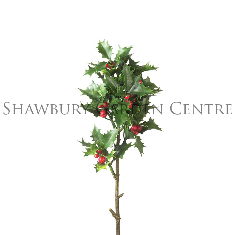 Picture of Parlane Artificial Holly Spray