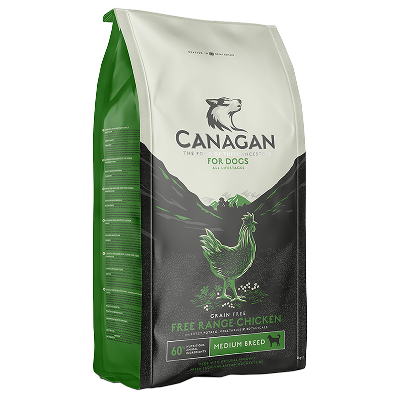 Picture of Canagan 'Free-Range CHICKEN' Grain-Free Dog Food