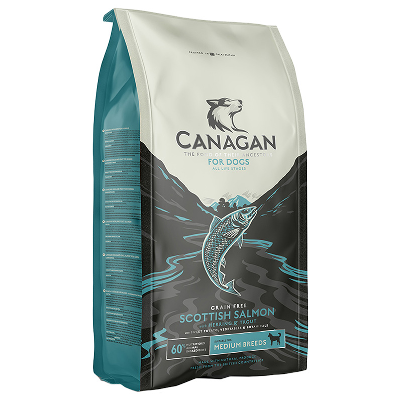 Picture of Canagan Grain-Free Scottish Salmon Dog Food
