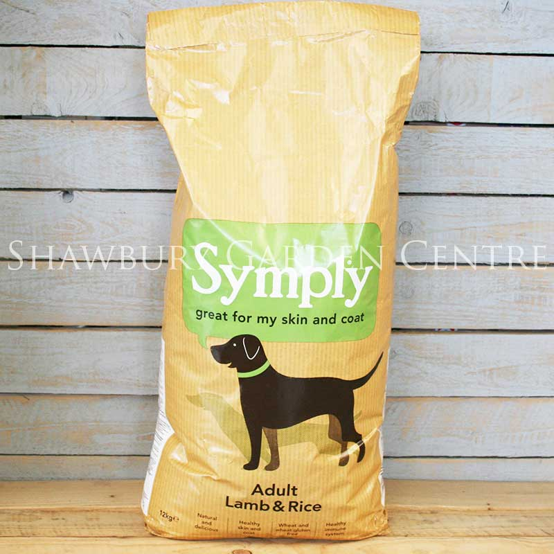 Picture of Symply Lamb & Rice Dog Food