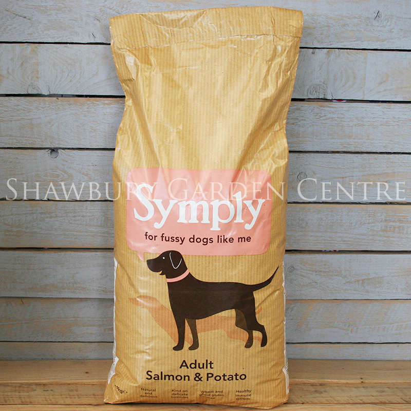 Picture of Symply Salmon & Potato Dog Food