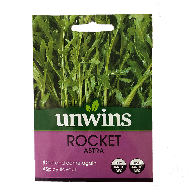 Picture of Unwins ROCKET Astra Seeds