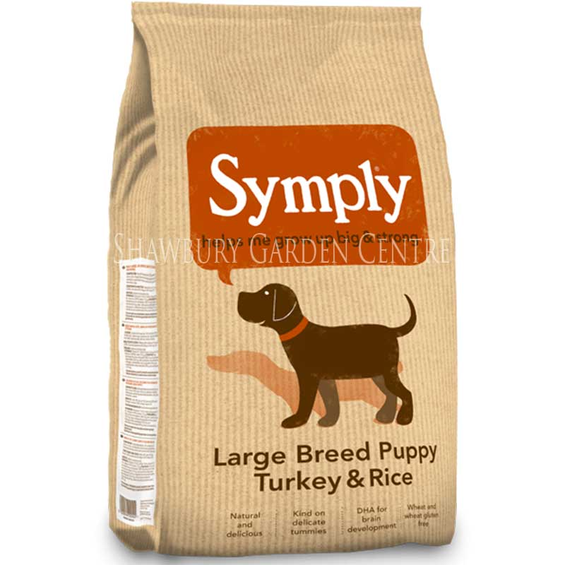 Picture of Symply Large Breed Puppy Food