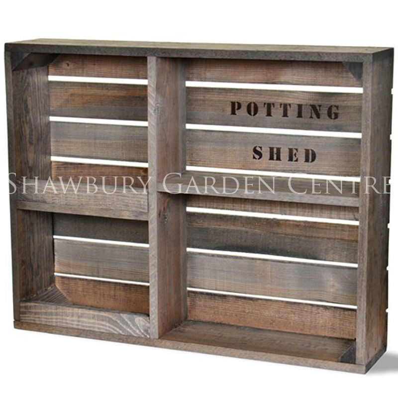 Picture of Garden Trading Colworth Potting Shed Wall Storage Unit