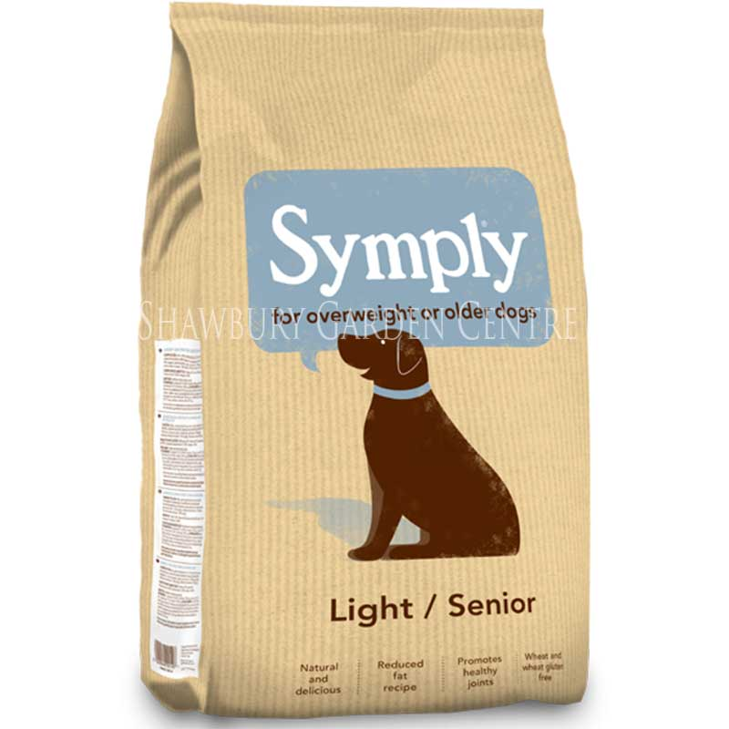 Picture of Symply Adult Senior / Light Dog Food