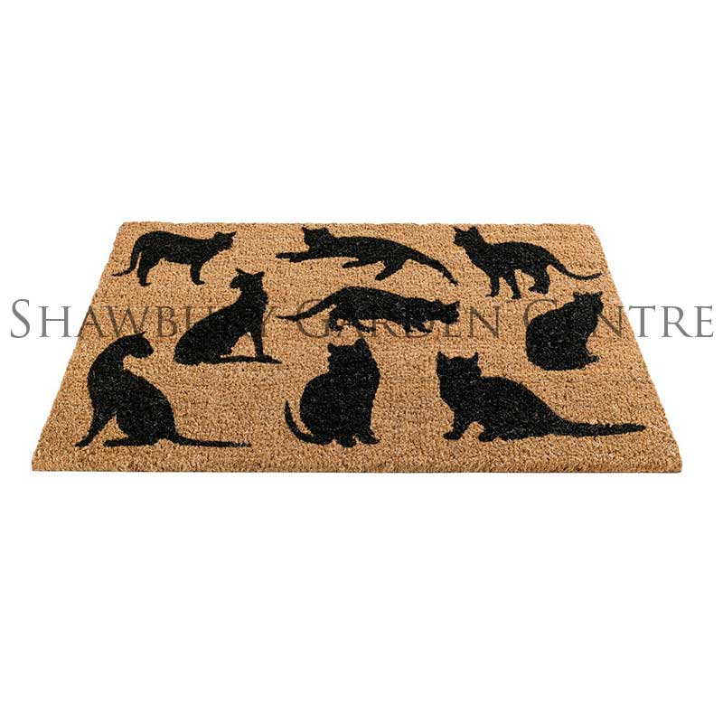 Picture of Gardman Cats Montage Door Mat
