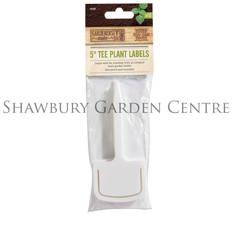 Picture of Gardener's Mate 5 Inch Tee Plant Labels