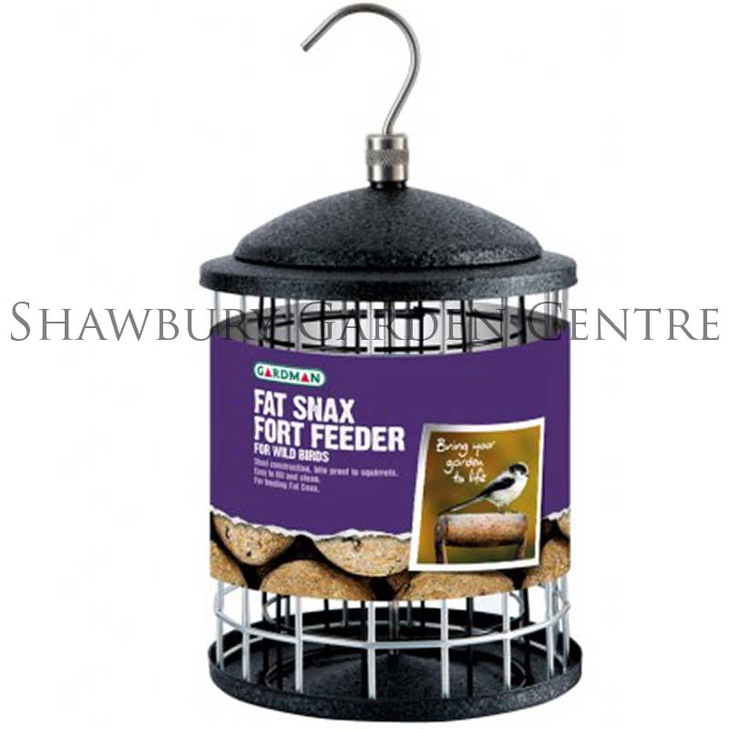 Picture of Gardman Fat Snax Fort Feeder for Wild Birds