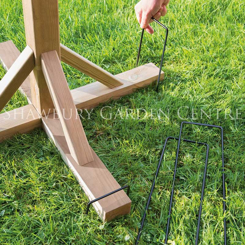Picture of Gardman Bird Table Anchoring Pegs