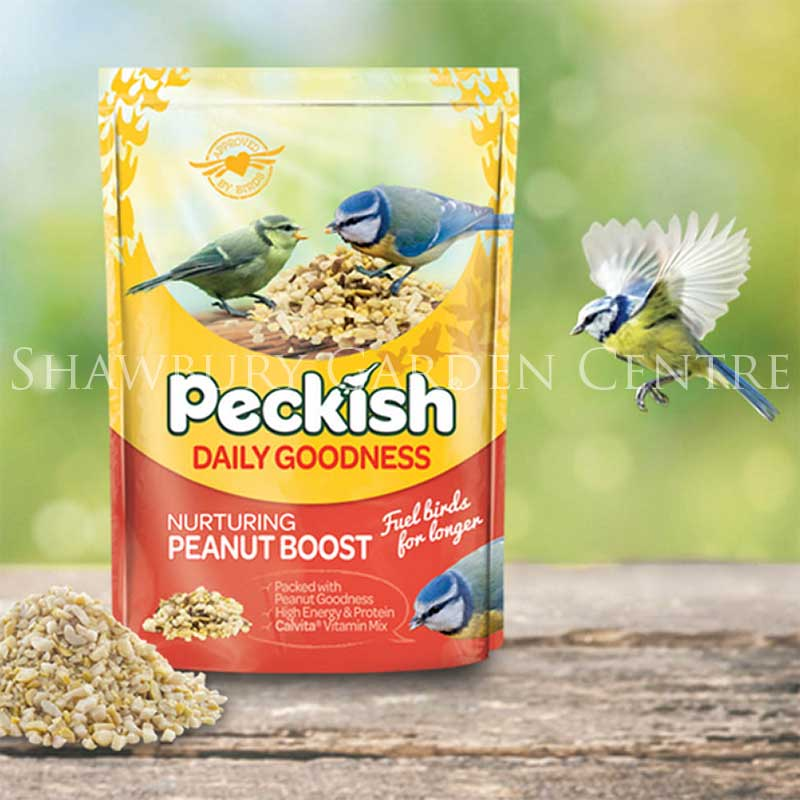Picture of Peckish Daily Goodness Peanut Boost Bird Feed