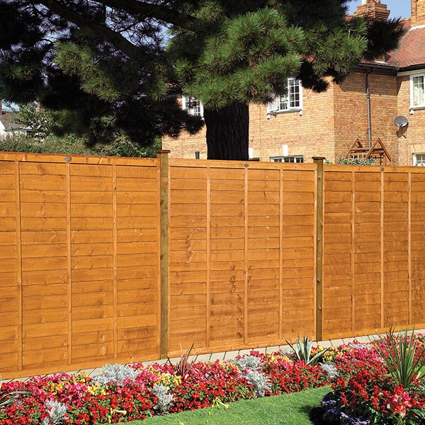 Picture of Grange Professional Lap Fence Panel