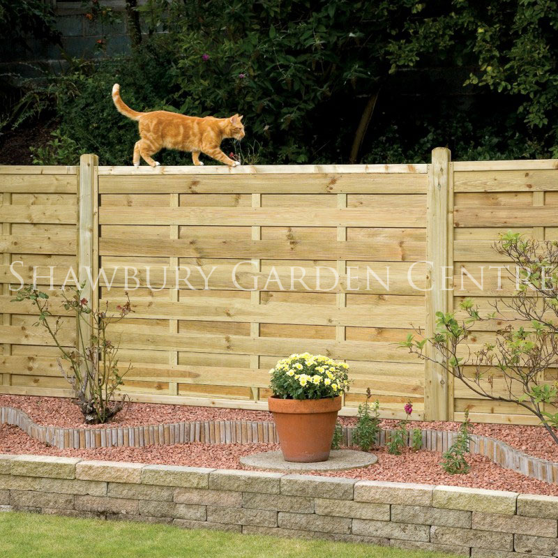 Picture of Grange Elite St Esprit Fence Panel