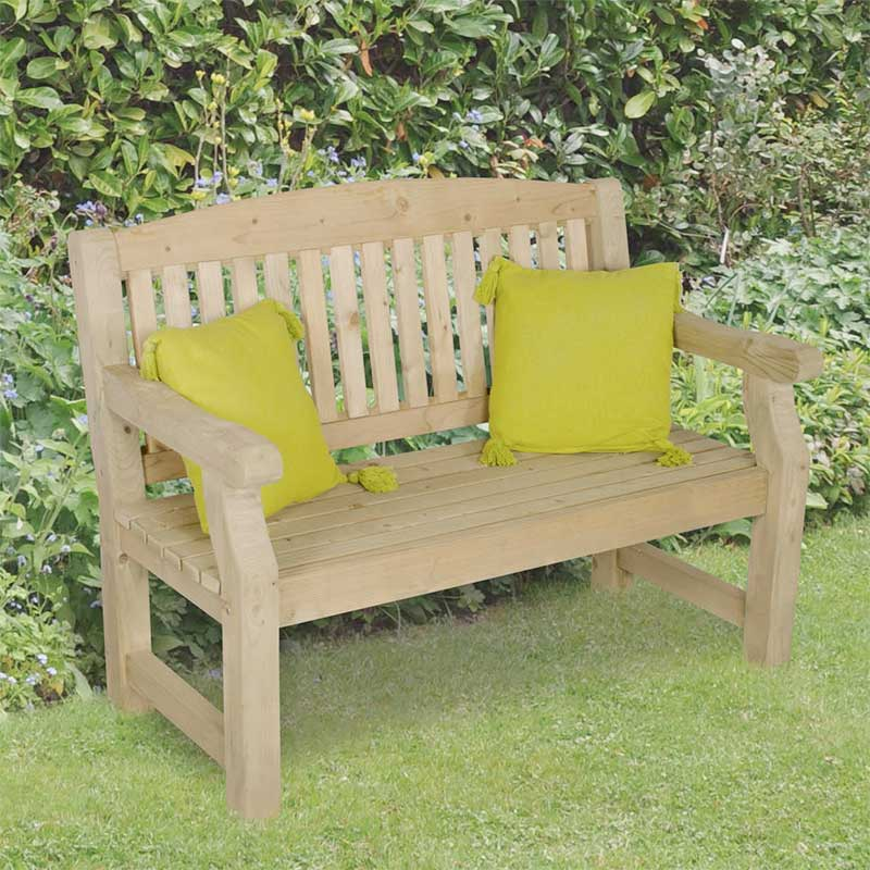 Picture of Forest Garden Harvington 4ft Bench
