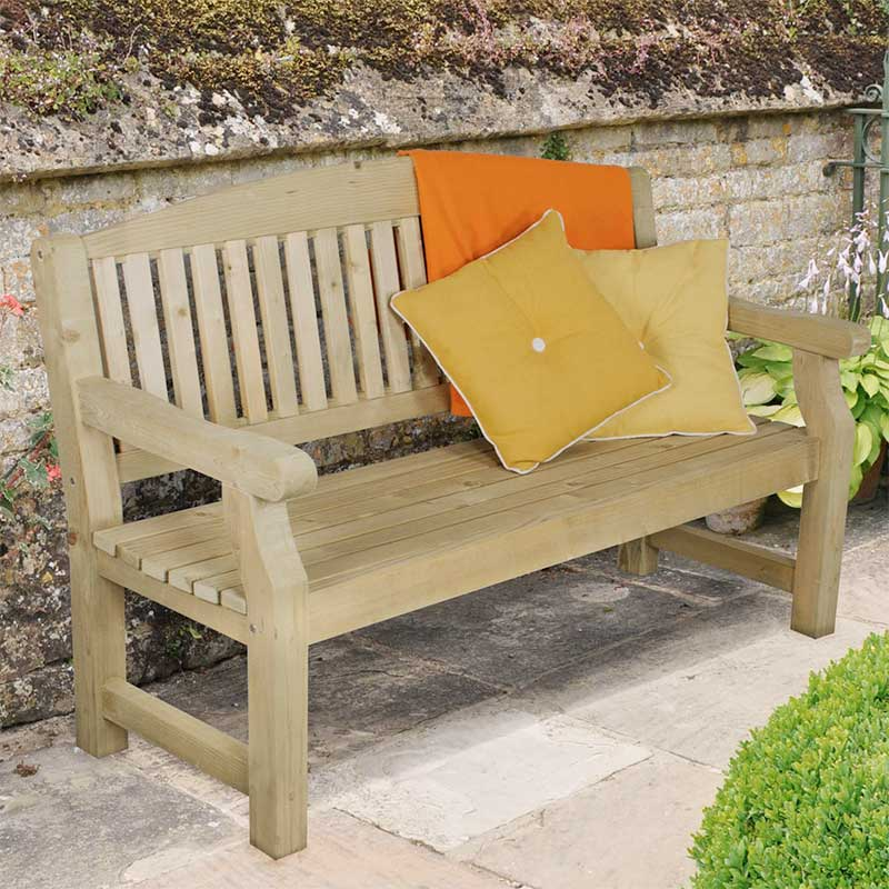 Picture of Forest Garden Harvington 5ft Bench