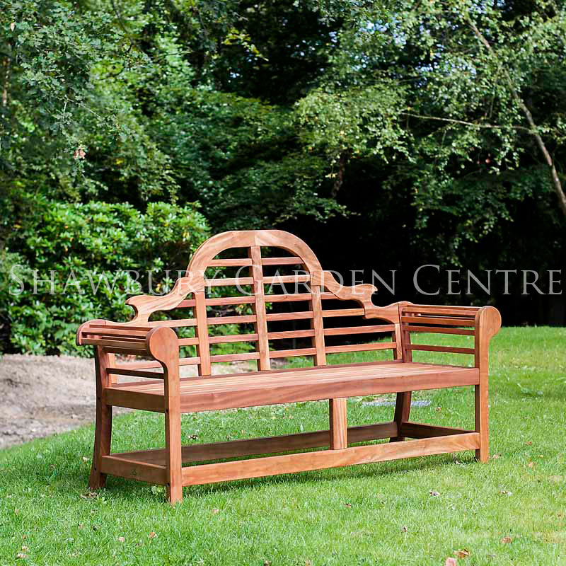 Picture of Alexander Rose Cornis Lutyens Bench