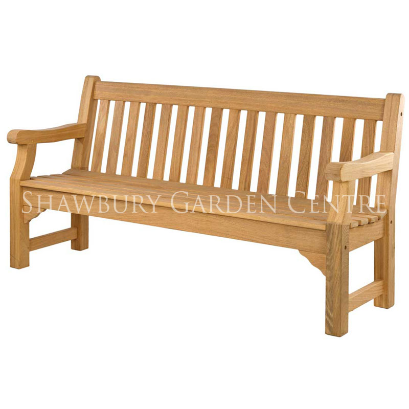 Picture of Alexander Rose Roble 6ft Royal Park Bench