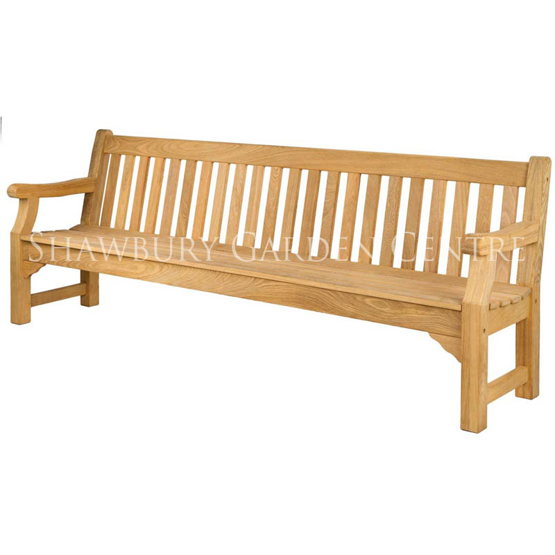 Picture of Alexander Rose Roble 8ft Royal Park Bench