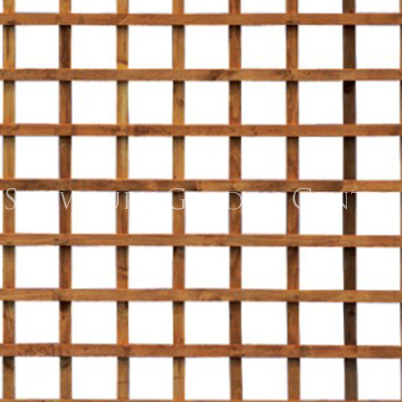 Picture of Grange Weston Heavy Duty Square Trellis Dark Brown