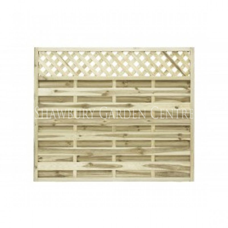 Picture of Grange Elite St Malo Fence Panel