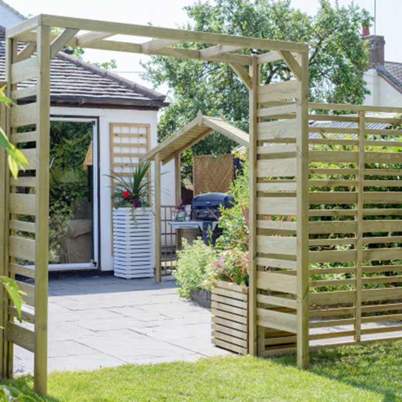 Picture of Grange Urban Garden Screen