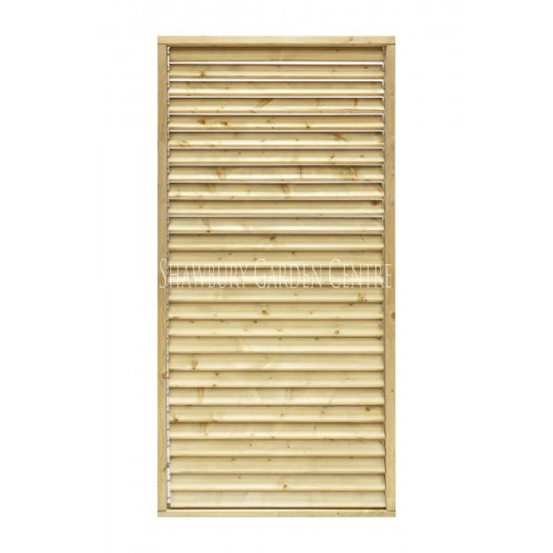 Picture of Grange Adjustable Slat Garden Screen
