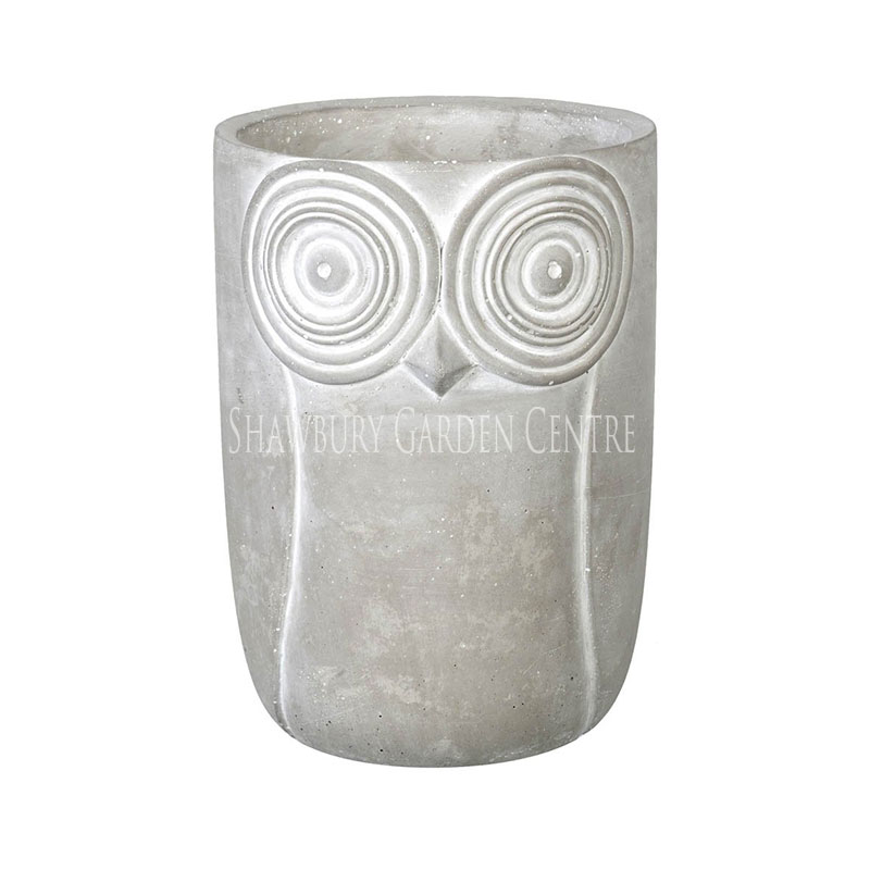 Picture of Parlane Owl Planter Pot