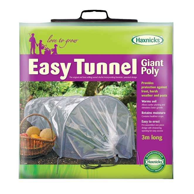 Picture of Haxnicks Giant Easy Poly Tunnel