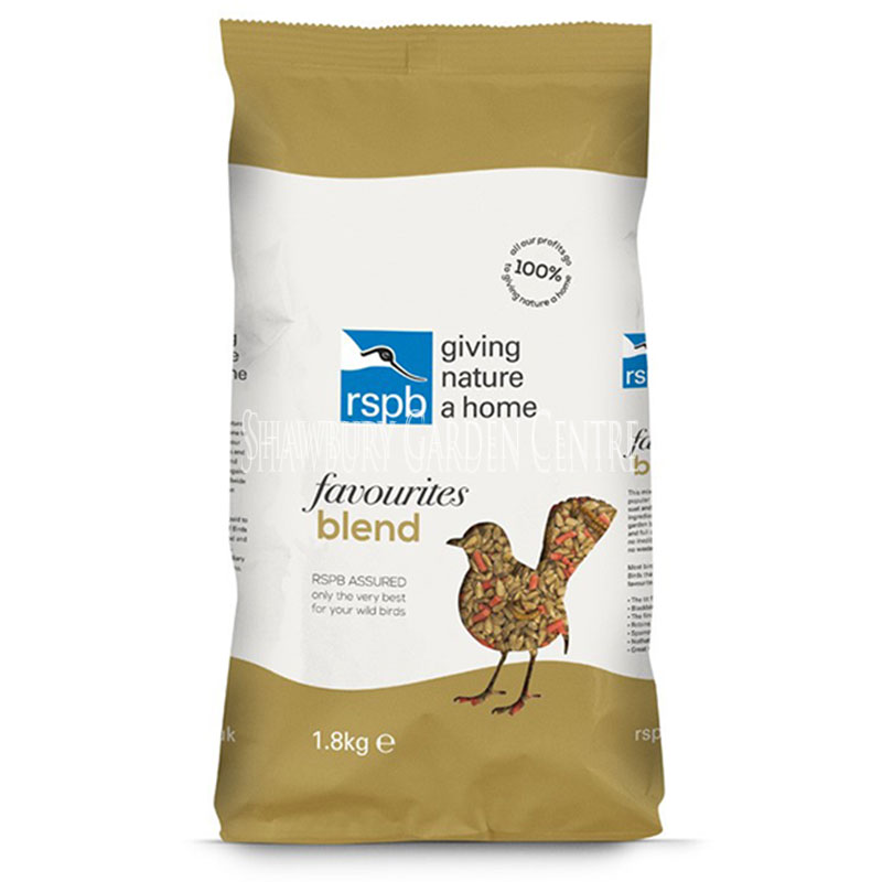 Picture of Gardman RSPB Favourites Blend Bird Seed