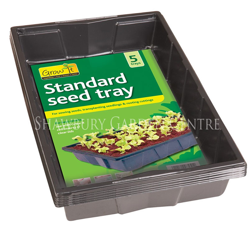 Picture of Gardman Standard Seed Trays (pack of 5)