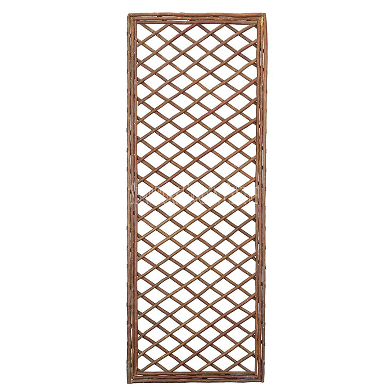 Picture of Gardman Framed Willow Trellis Panel
