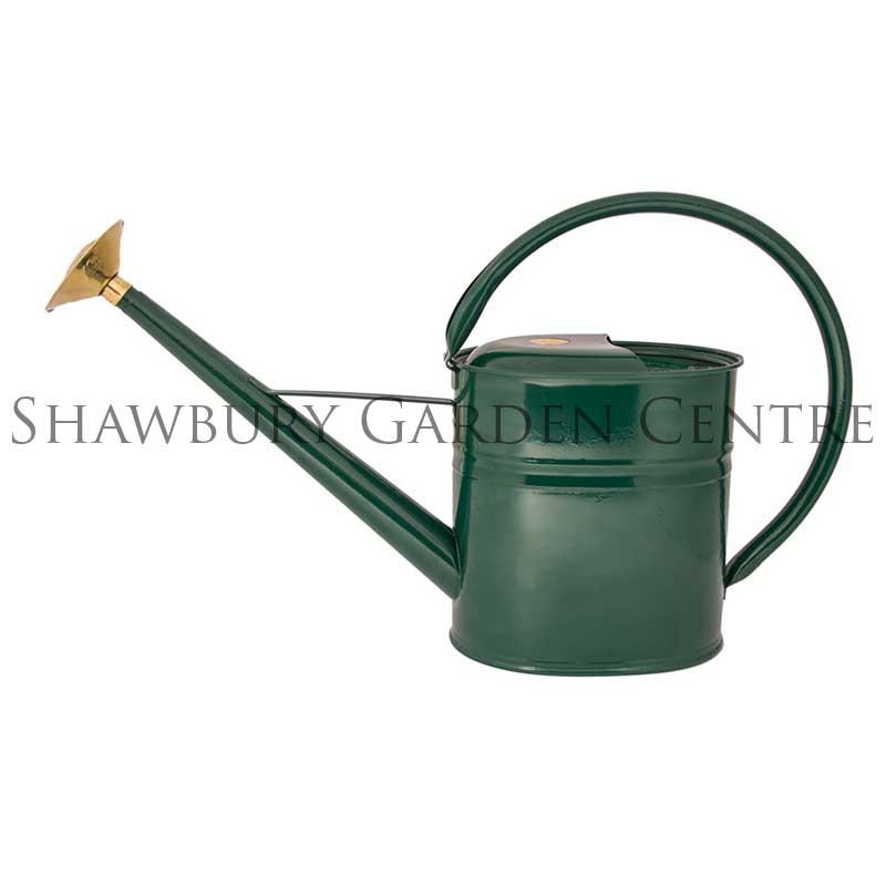 Picture of Haws 8 Litre Metal Slimcan Watering Can