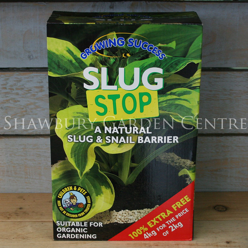 Picture of Growing Success SLUG STOP Natural Slug & Snail Barrier