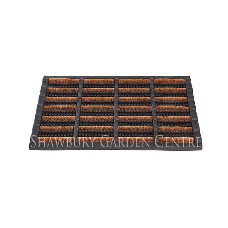 Picture of Rubber Base Coir Boot Scraper Mat