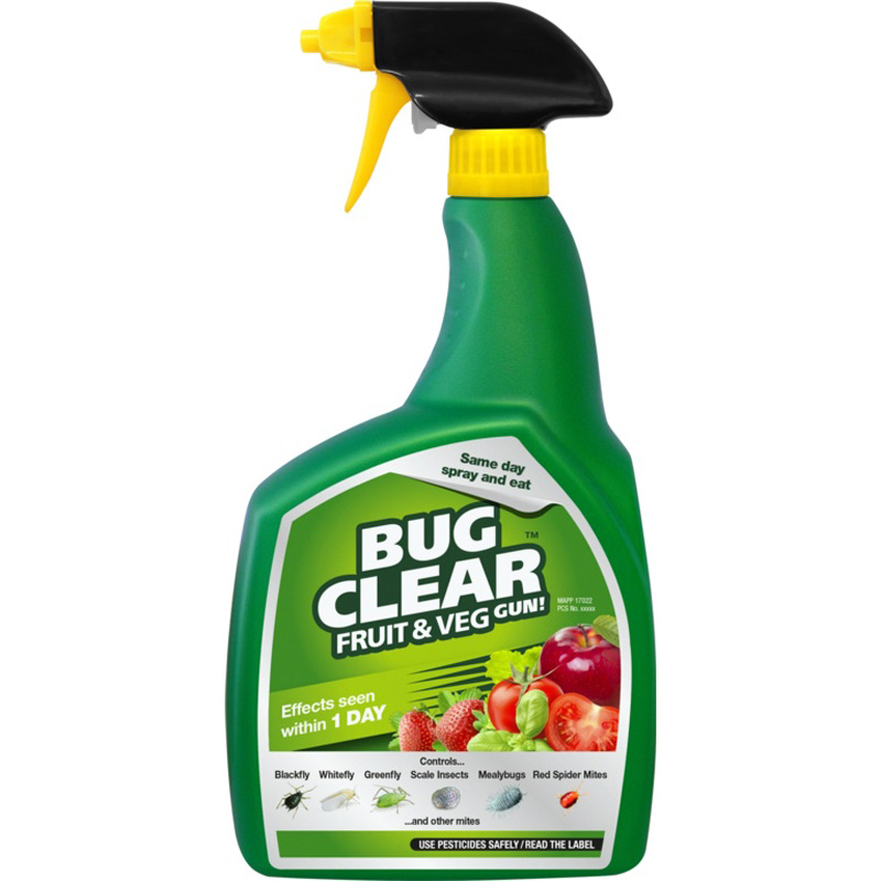 Picture of Bug Clear for Fruit & Veg