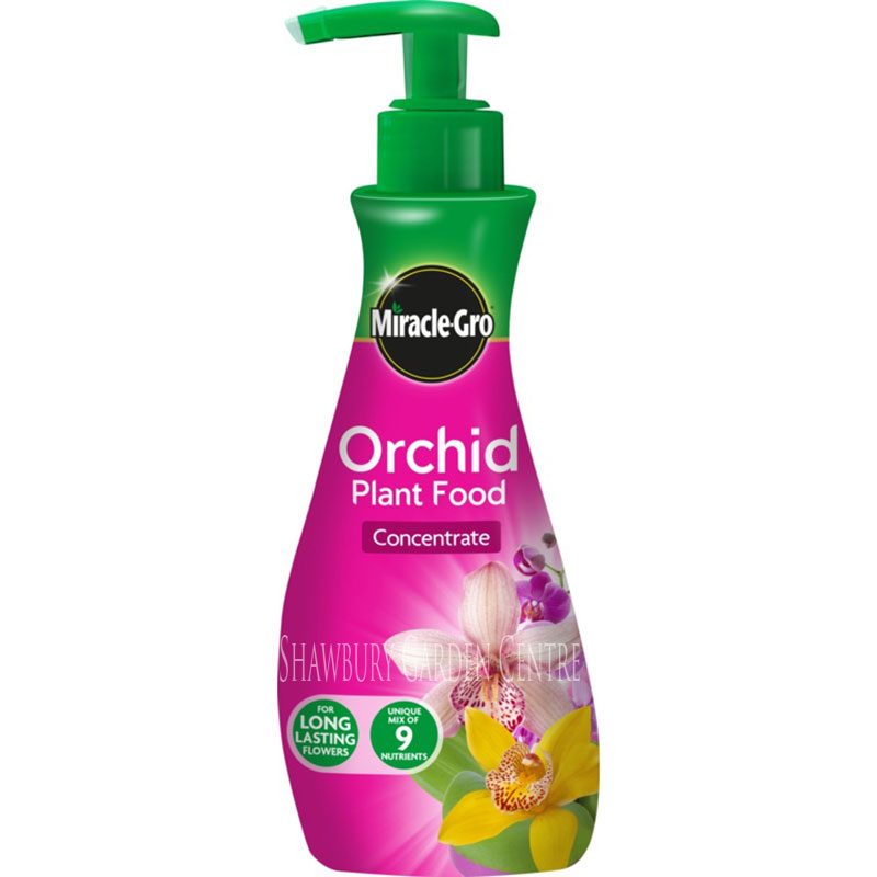 Picture of Miracle-Gro Orchid Plant Food Concentrate