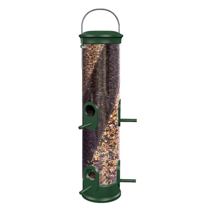 Picture of Peckish 3 Seed Twist Feeder for Garden Birds