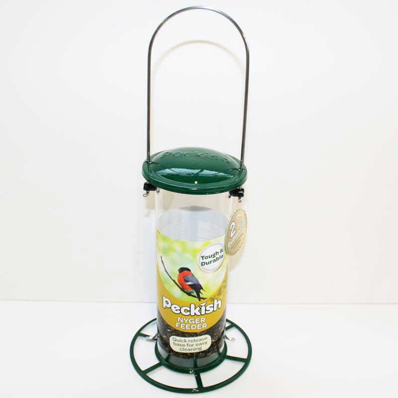 Picture of Peckish Nyger Feeder