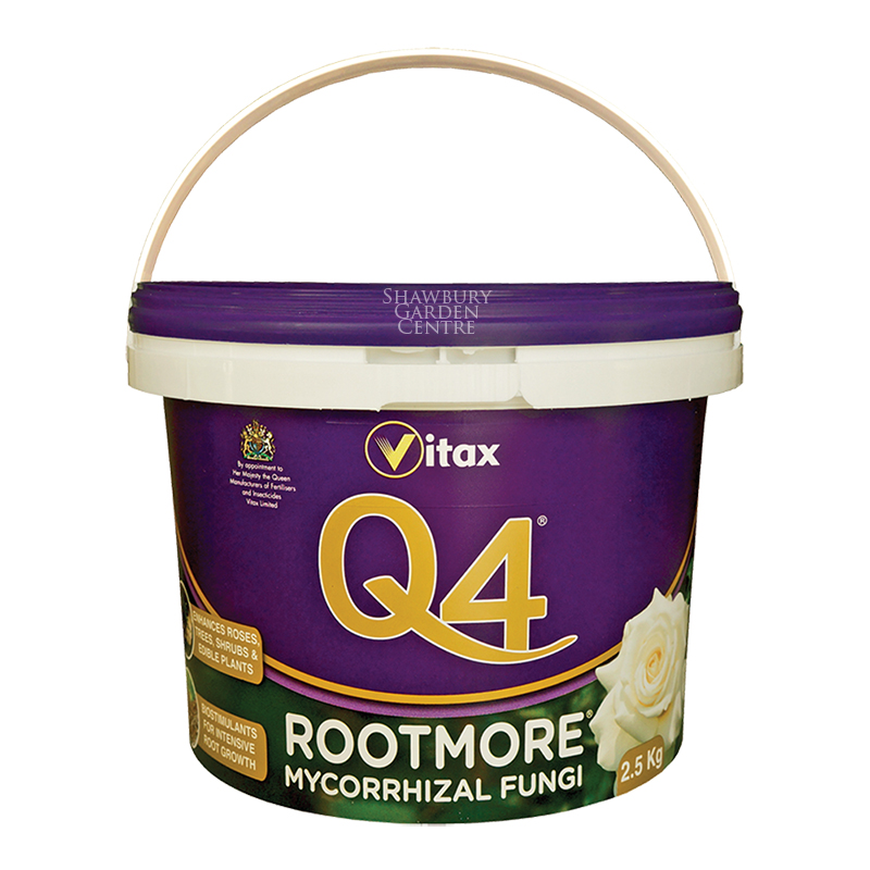 Picture of Vitax Q4 ROOTMORE with Mycorrhizal Fungi