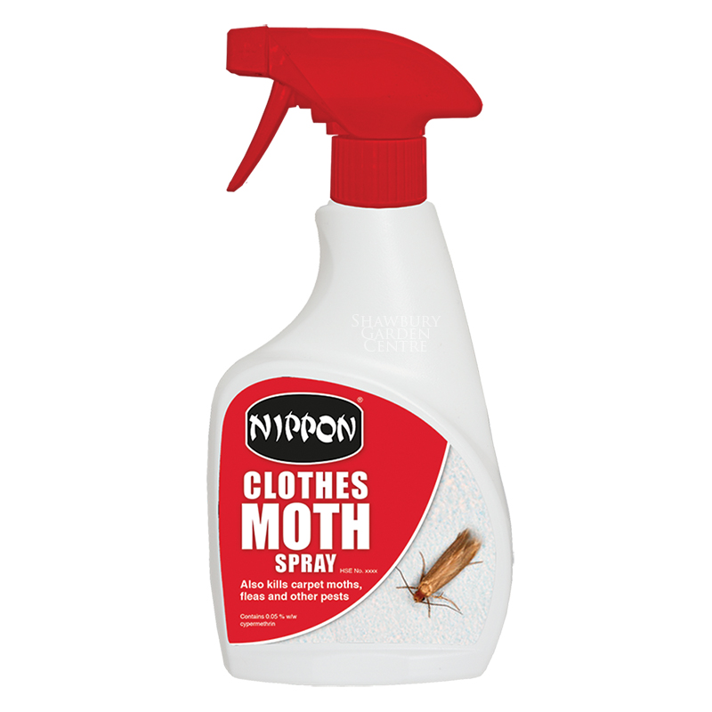 Picture of Nippon Clothes Moth Spray
