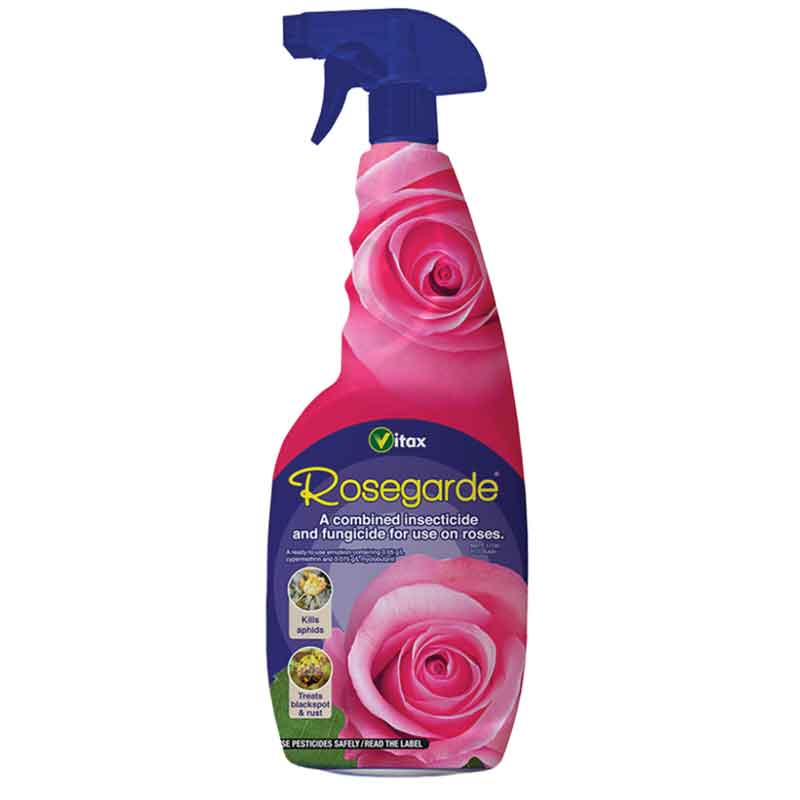 Picture of Vitax Rosegarde Insecticide & Fungicide for Roses