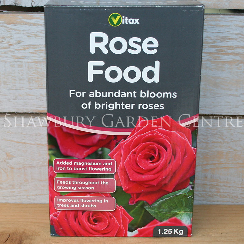 Picture of Vitax Rose Food